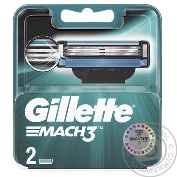 Gillette Mach 3 Disposable Cassets