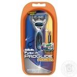 Бритва Gillette Fusion Proglide Power c 1 сменным картриджем