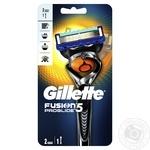 Бритва Gillette Fusion ProGlide Flexball c 2 сменными картриджами