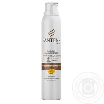 Pantene Pro-V Rinse balm Intensive Recovery Air foam for damaged hair 180ml - buy, prices for Novus - image 1