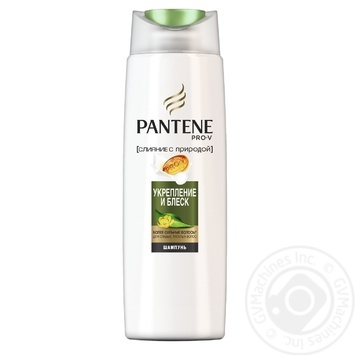 Шампунь Pantene Pro-V Слияние с природой 250мл - купить, цены на МегаМаркет - фото 1