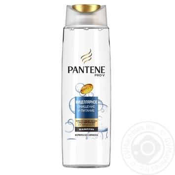 Шампунь Pantene Pro-V мицеллярное очищение и питание 250мл