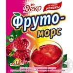 Напиток Деко Фруто Морс малина сухой 10г