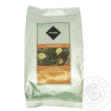 Чай зеленый Rioba манго 250г - купить, цены на Метро - фото 2