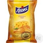 Чіпси Люкс картопляні зі смаком сиру 133г