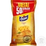 Чипсы Люкс картофельные со вкусом сыра 183г