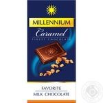 Millennium Favorite Caramel Milk Chocolate 100g