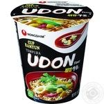 Nongshim Udon Noodles in Cup 62g