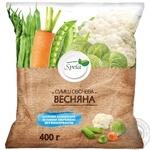 Смесь овощная Spela Весенняя шоковая заморозка 400г