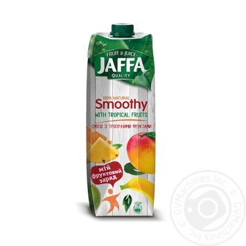 Jaffa Smoothy with tropical fruits 0,95l - buy, prices for Auchan - image 1