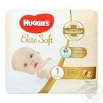 Huggies Elite Soft 1 Diapers 3-5kg 25pcs