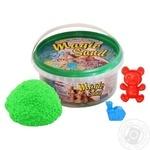Іграшка Strateg Magic Sand кінетичний пісок 350г (в асортименті)