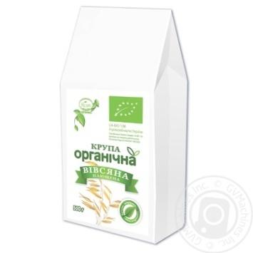 Крупа овсяная Козуб органическая плющенная 500г - купить, цены на МегаМаркет - фото 1