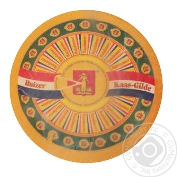 Сир Маасдам 45% Huizer Kaas Gild