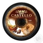 Крем-сыр Castello с ромом и орехами 65%