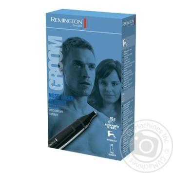 Машинка для стрижки волосся в носі та вухах Remington NE3150 E51 - купить, цены на Novus - фото 1