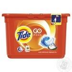 Капсулы для стирки Tide Все-в-1 Альпийская свежесть 15шт - купить, цены на МегаМаркет - фото 4
