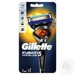Бритва Gillette Fusion5 ProGlide Flexball  c 1 сменным картриджем - купить, цены на Таврия В - фото 1