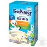 Bellakt Dry Buckwheat Porridge with Apple 200g