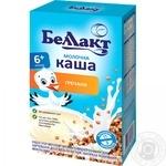 Bellakt Dry Milk Buckwheat Porridge 200g