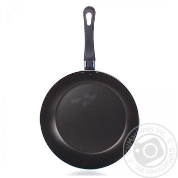 Сковорода с антипригарным покрытием 24см - купить, цены на Ашан - фото 2