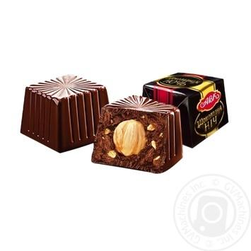 Конфеты АВК Шоколадная ночь весовые