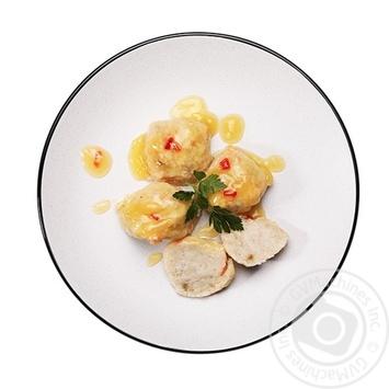 Рибні кульки в цитрусовому соусі ваг