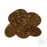 Печенье постное овсяно-ореховое