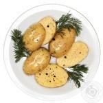 Barbecue Potato