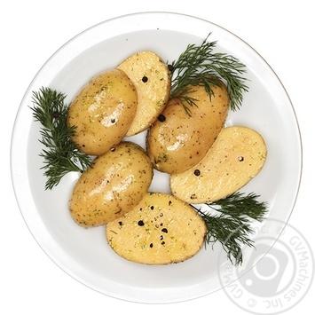 Картопля барбекю