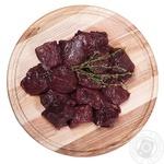 Шашлик з яловичини у вишневому маринаді охол.ваг