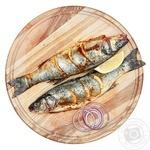 Сибас в маринаде чеснок-пармезан охлажденный