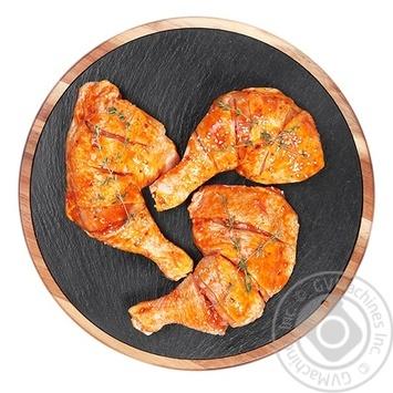 Окорок куриный в маринаде охлажденный - купить, цены на Novus - фото 1