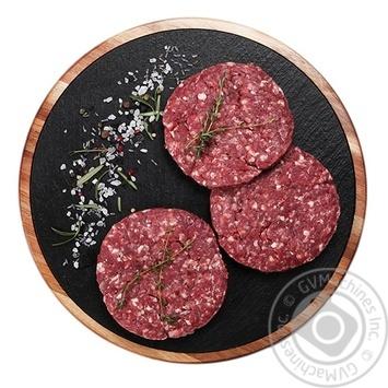 Бургер из говядины классический охлажденный