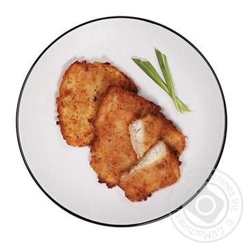 Филе камбалы в картофельных чипсах - купить, цены на Novus - фото 1