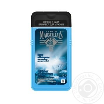 Le Petit Marseillais With Pine Nuts For Shower Gel