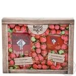 Set Le petit marseillais strawberries with cream for shower