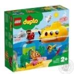 Конструктор Lego Duplo Пригоди на субмарині