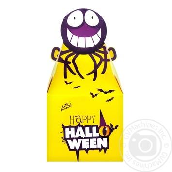 Набор кондитерский Конти Halloween Веселый Паук 200г - купить, цены на Novus - фото 1