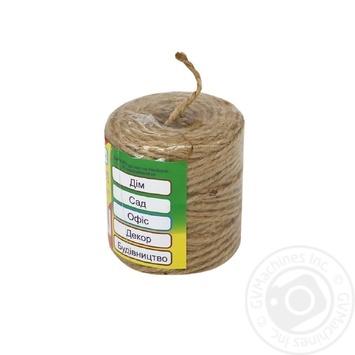Шпагат пакувальний Радосвіт Пан канат бобіна 60м - купити, ціни на Ашан - фото 4