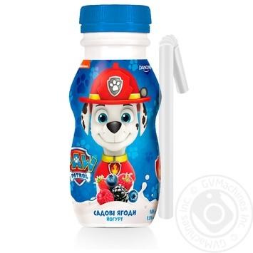 Йогурт питьевой Данколекция садовые ягоды 1,5% 185г - купить, цены на Фуршет - фото 3