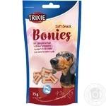 Вітаміни для собак Esquisita Bonies Light яловичина-індичк