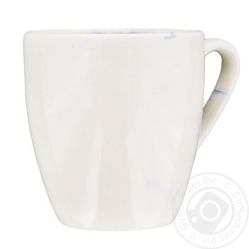 Чашка Европа радуга кобал Mar CAP680 400мл - купить, цены на Фуршет - фото 1