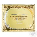 Маска косметическая для лица Beauty Line Crystal Collagen Gold
