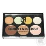 Набор для макияжа LN Professional Correct Kit 02