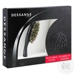 Dessange Gift Set Mirror + Hair Brush