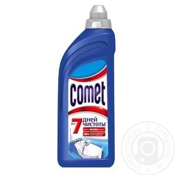 Гель чистящий Comet expert для ванной комнаты 0.5л