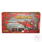 Набір ігровий Бластер зі снарядами Арт. FJ805 - купить, цены на МегаМаркет - фото 1