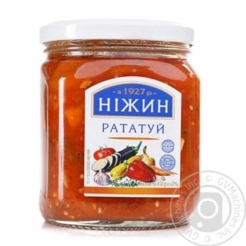 Nizhyn Ratatouille 450g - buy, prices for Metro - image 1