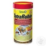 Корм Tetra Rubin для тропічних рибок 250мл